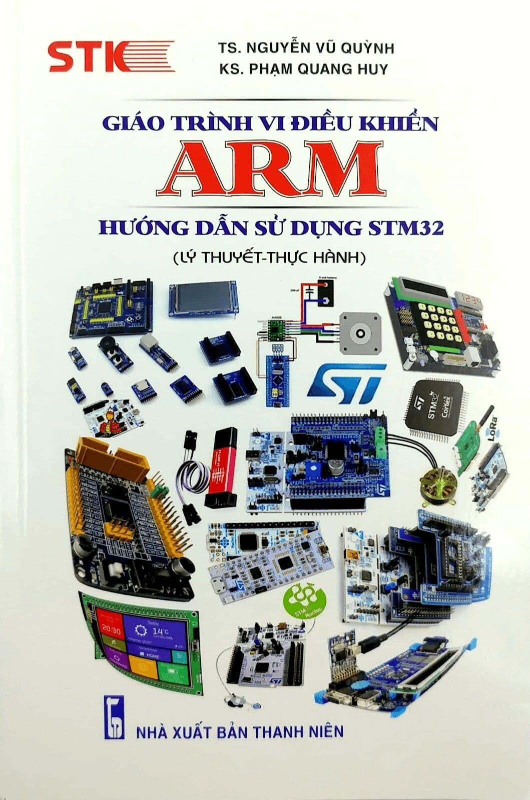 Lập trình stm32