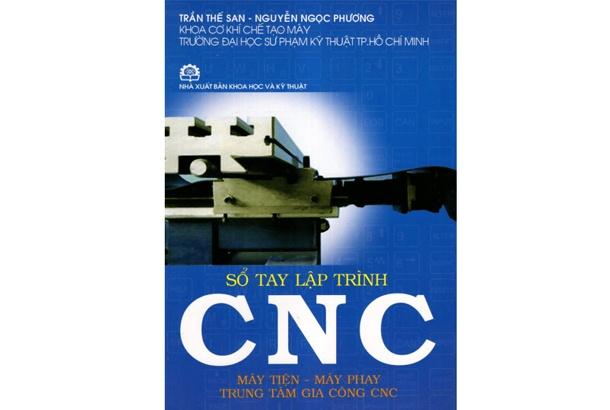 Cuốn Sách Sổ Tay Học Lập Trình CNC