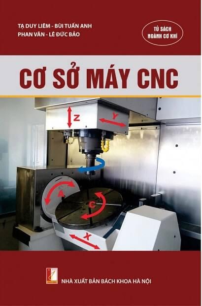 Sách Cơ Sở Máy CNC