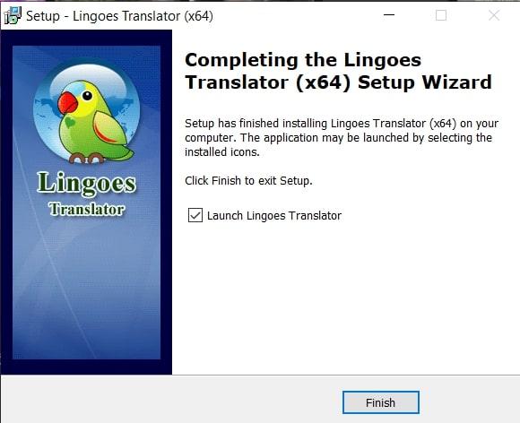 Hướng dẫn cài đặt Lingoes-Free Dictionary 07