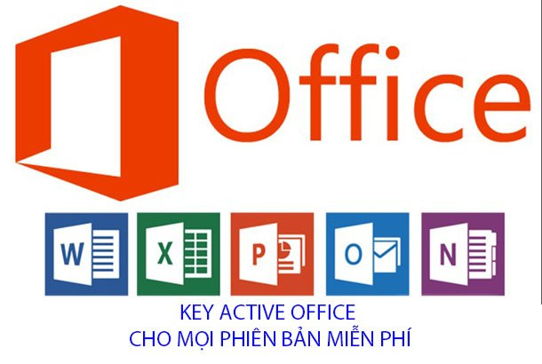 KEY ACTIVE MS OFFICE