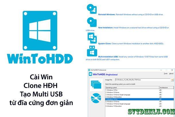 Download WintoHDD full miễn phí mới nhất
